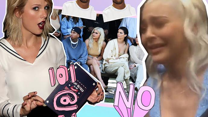Everything crazy that's happened during NYFW 2016