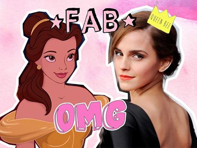 The OG Belle from Beauty and the Beast has some choice words for Emma Watson