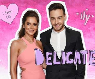 Fans think Cheryl is pregnant because of this advertisement
