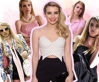 Emma Roberts reveals the b*tchspirations behind her mean girl characters