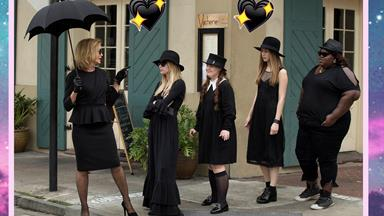 QUIZ: Which 'American Horror Story' character is your ~spirit animal~?