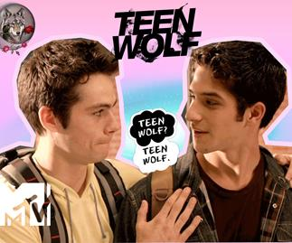 Check out the ALL NEW Dylan O'Brien 'Teen Wolf' poster