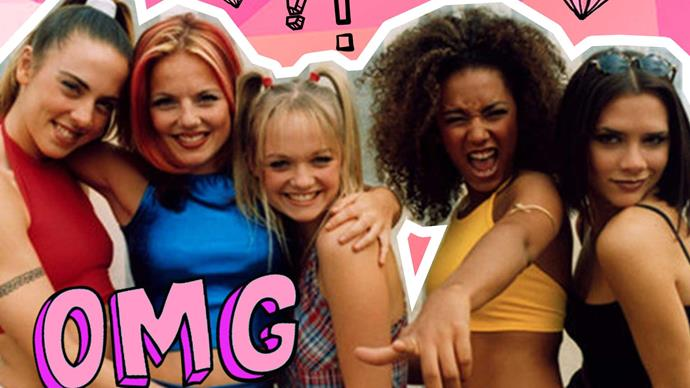 STOP RIGHT NOW: The Spice Girls could be holding auditions for new members!