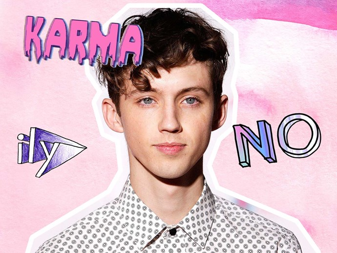 Troye Sivan says his leaked nudes look really good