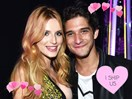 Bella Thorne and Tyler Posey are already Instagram official