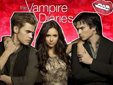 Here are the first pictures from 'The Vampire Diaries' season 8