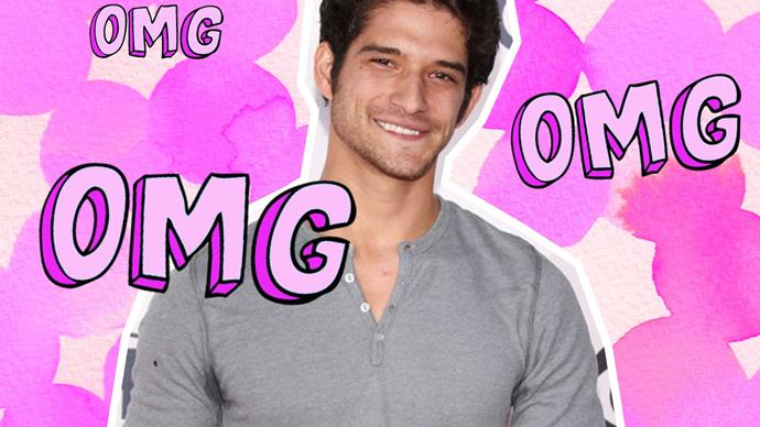 Tyler Posey singing as Prince Alonso in Elena of Avalor