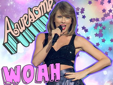Did Taylor Swift's friend *accidentally* leak her new music?!