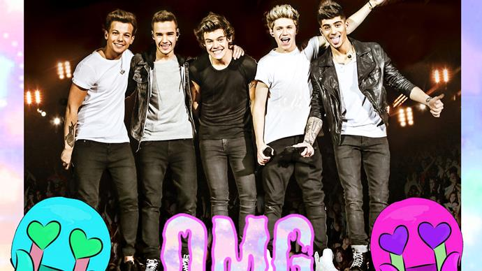 A One Direction member is getting his own emojis