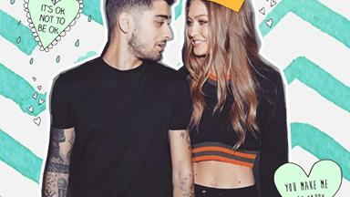 Why Gigi Hadid is the only one who can help Zayn's anxiety