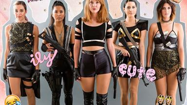 50 Halloween costumes perfect for you and your tribe