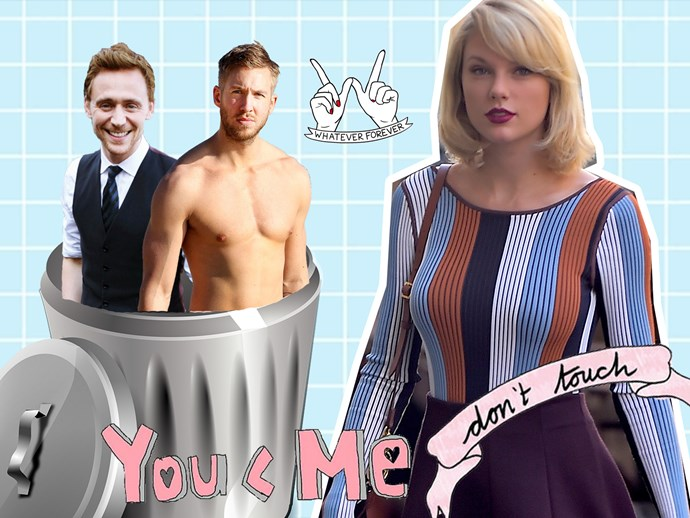 Taylor Swift is going to absolutely destroy her exes