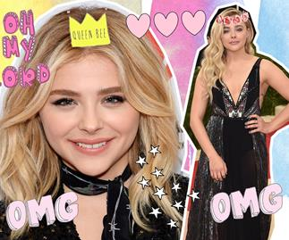 Chloe Moretz admits she never went to prom