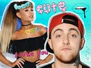 Mac Miller shows us he's boyfriend goals by comforting Ariana Grande