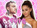 Mac Miller admits he's in LOVE with Ariana on live radio