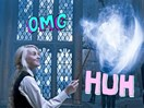 IRL Luna Lovegood really hates her Patronus