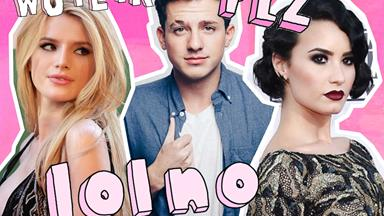 There's a weird romance going on between Bella Thorne, Charlie Puth AND Demi Lovato RN