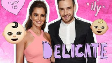 More proof that Cheryl is pregnant with Liam's baby