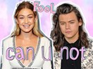 Gigi Hadid attempted to shade Harry Styles' new magazine covers and nahhhhh