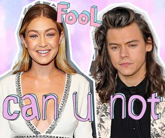 Gigi Hadid shades Harry Styles New Man magazine cover