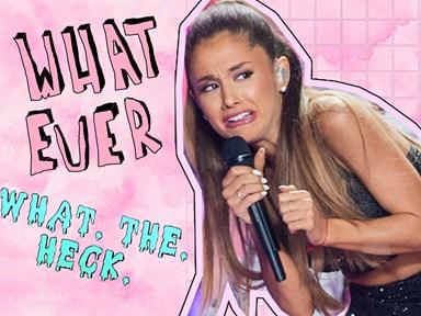 Ariana Grande's 'Dangerous Woman' tour is in danger...