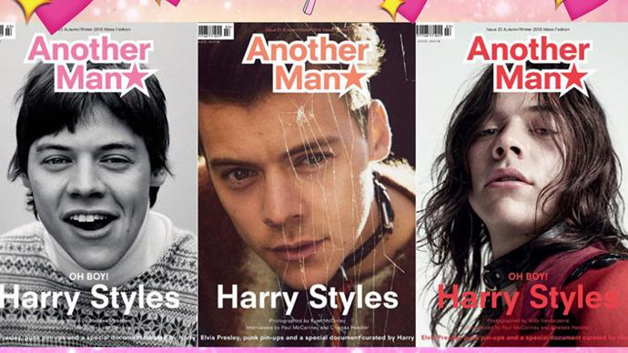 QUIZ: Which of Harry Styles' alter-egos should you be dating?