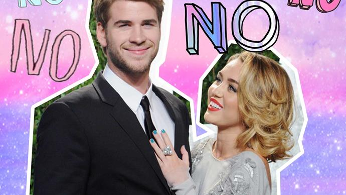 """Miley Cyrus flirts with her """"The Voice"""" contestant"""