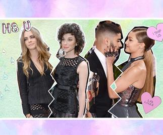 Celebrity breakups of 2016