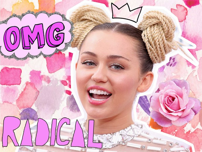 Miley Cyrus isn't a Mariah Carey fan at all