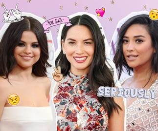 These celebs getting real about pimples will give you ~LYF~