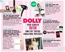 DOLLY's lucky dip!