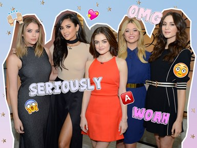 Pretty Little Liars finale is set to be MOVIE LENGTH!