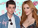 Charlie Puth's thirst for Bella Thorne is getting out of hand on Twitter