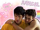 Toby from PLL and James Franco play boyfriends in their new film