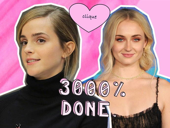 Sophie Turner defends Emma Watson's UN speech