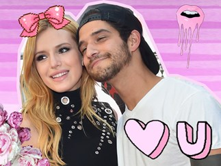Tyler Posey confesses his ~love~ for Bella Thorne on Twitter