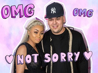 Blac Chyna releases Rob Kardashian's mobile number on Twitter