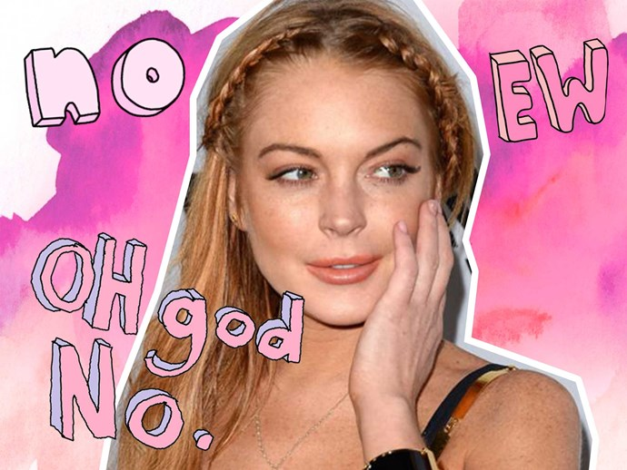 Linsay Lohan loses half a finger in boating accident