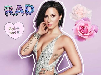 Demi Lovato calls out a fan's artwork  for 'body shaming'