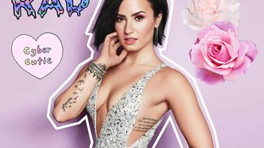 Demi Lovato brutally calls out a fan's artwork of her for 'body shaming'