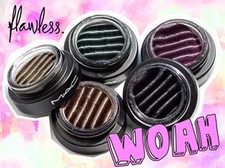 MAC cosmetics release magnetic eyeshadow