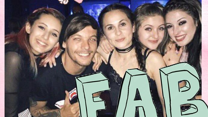 Louis Tomlinson's new band FINALLY has a name!