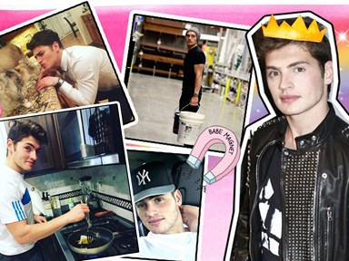 23 times Gregg Sulkin was the hottest human on the planet
