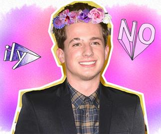 Charlie Puth gets a flu and loses his voice during tour