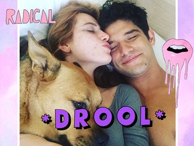 Bella Thorne has just taken her relationship with Tyler Posey to the NEK LEVEL