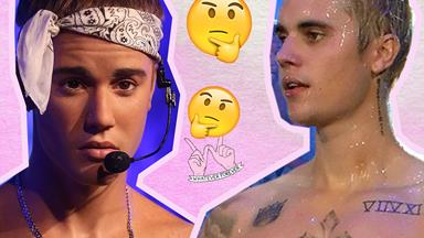 Justin Bieber's new wax figure is ripped, sweaty and ready to party