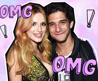 Pictures of Bella Thorne and Tyler Posey