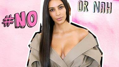 Someone created a Kim Kardashian robbery costume and #NOPE
