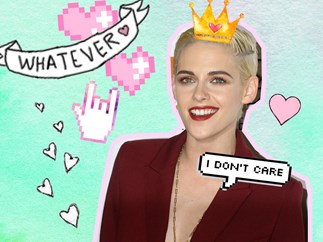 Kristen Stewart sets the record straight about her sexuality and doesn't care what you think