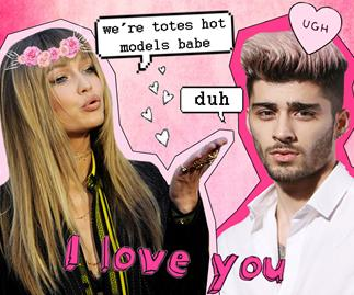 Gigi Hadid gets Zayn Malik's nationality wrong
